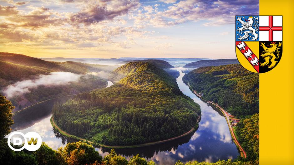 Alemania y sus 16 estados: Sarre
