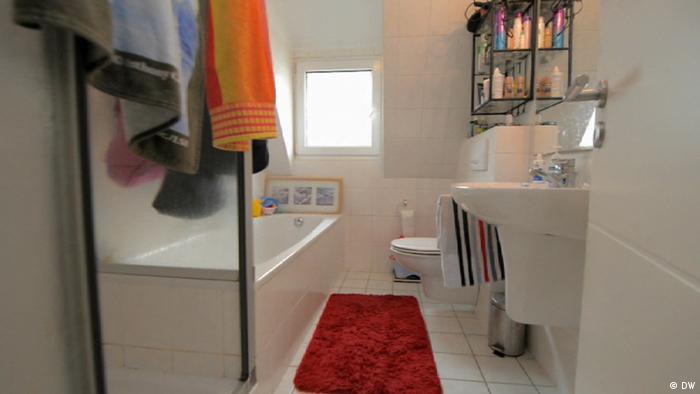 Das Deutschlandlabor Folge 6 Übungsbild Badezimmer (DW)