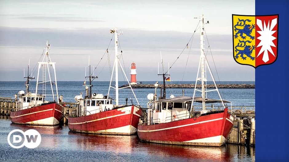 Alemania y sus 16 estados: Schleswig-Holstein