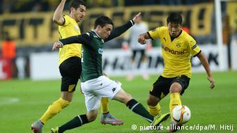 Fußball Europa League Borussia Dortmund - FK Krasnodar