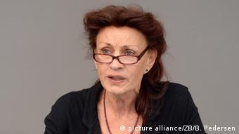 Sol Parti milletvekili Ulla Jelpke