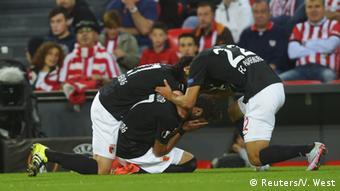 Fußball Europa League FC Augsburg - Athletic Bilbao