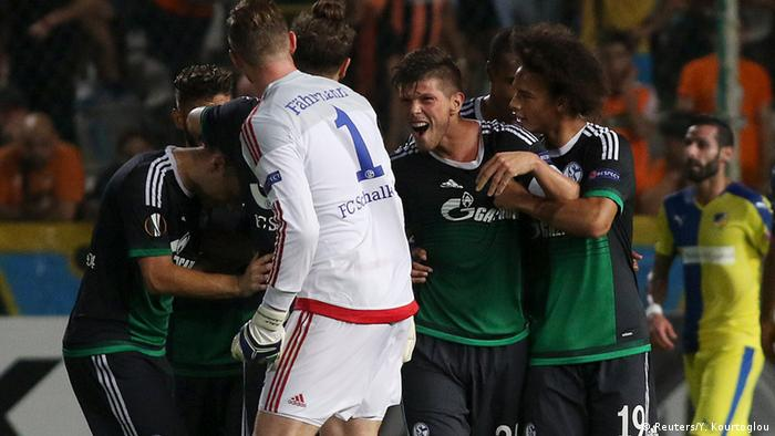 Fußball Europa League APOEL - FC Schalke o4