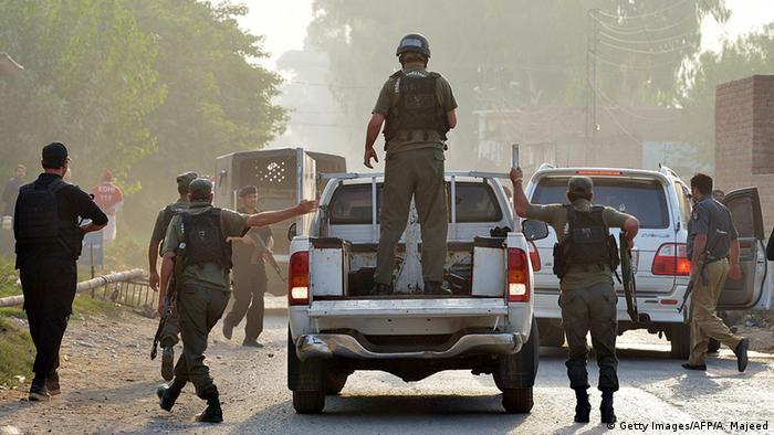 Gunmen attack Pakistani air force base in Peshawar | News