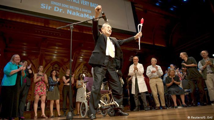 USA lg Nobel Preis 2015