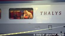 Frankreich Thalys Zug Symbolbild