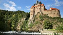 BdT Wohnsitz der Ritter - Burg Kriebstein