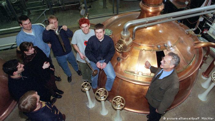 Мюнхенские студенты-пивовары