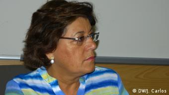 Portugal Lissabon Ana Gomes Parlamentärin