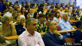 Portugal Lissabon Öffentliche Diskussion über die Menschenrechte in Angola