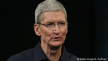 USA, Tim Cook