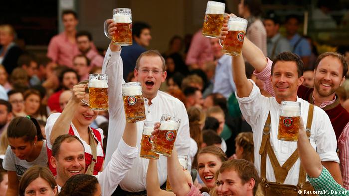 Deutschland Oktoberfest in München 2015 (Foto: Reuters/M. Dalder)