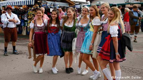 Deutschland Oktoberfest in München 2015 (Reuters/M. Dalder)