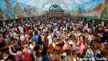 Deutschland Oktoberfest in München 2015