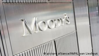 USA Moody's in New York