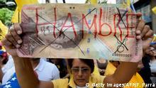 Venezuela Demonstration Opposition