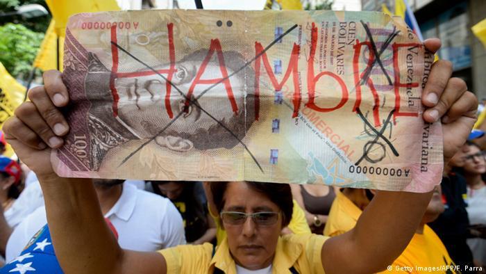 Venezuela Demonstration Opposition (Getty Images/AFP/F. Parra)