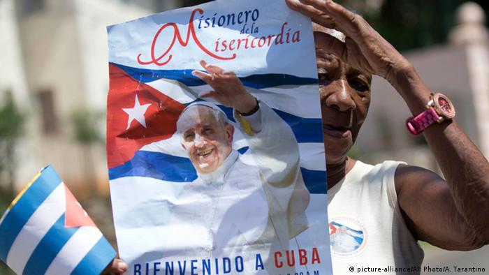 Papst Franziskus besucht Kuba