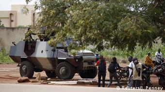Burkina Faso Proteste und Gewalt