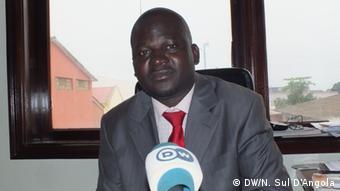 Jornalistas em Cabinda queixam-se de repressão