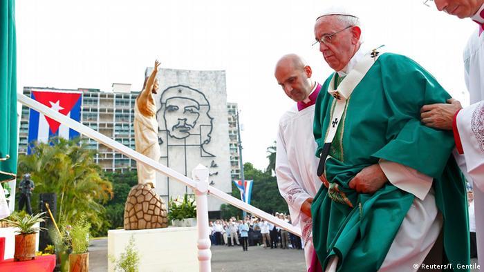 Kuba Besuch Papst Franziskus