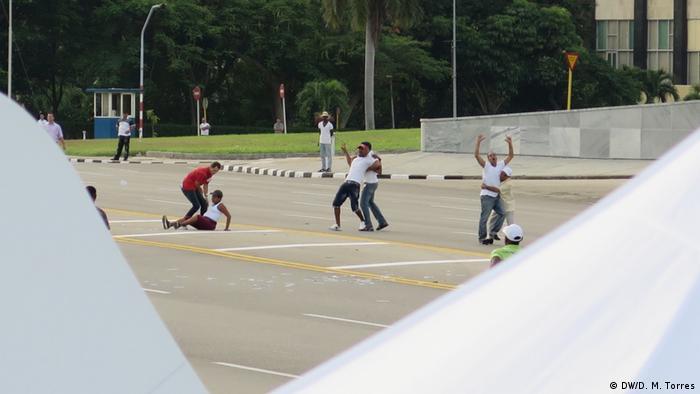 Kuba Besuch Papst Franziskus - Verhaftungen