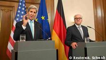 Deutschland USA Außenminister Kerry und Steinmeier in Berlin