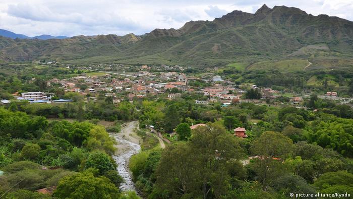 دهکده ویلکابامبا در اکوادور