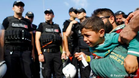 Türkei Griechenland Flüchtlinge bei Edirne