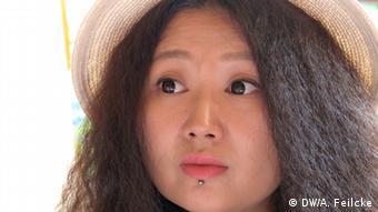 China Zulan Komponistin. Foto: Adelheid Feilcke