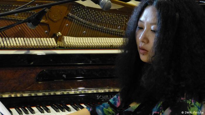 China Zulan Komponistin