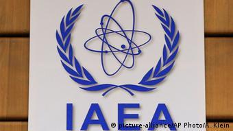 Österreich IAEA Logo