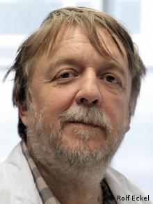 Porträt - Professor John Hardy