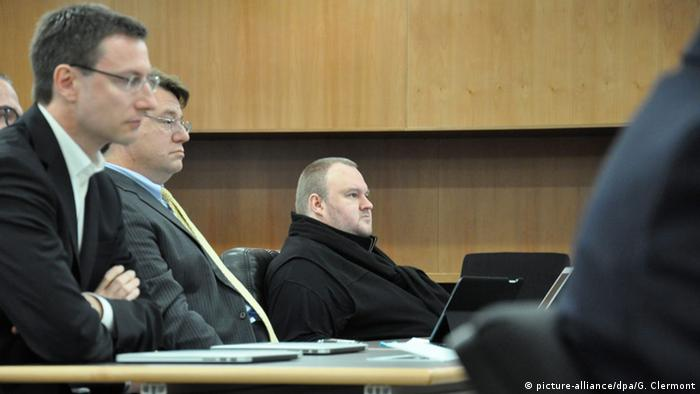 Court case against Kim Dotcom in New Zealand