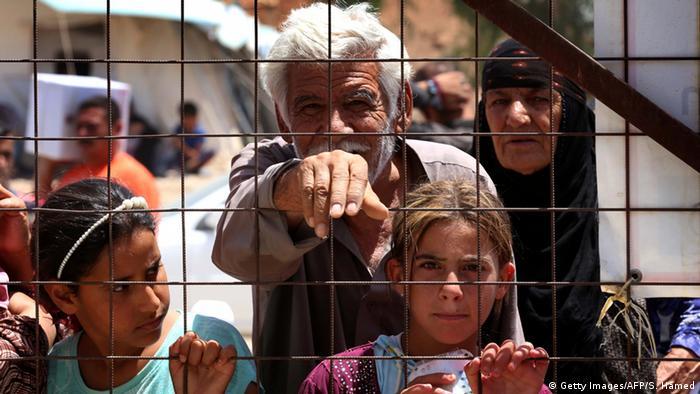 Ljudi bježe masovno ne samo iz Sirije, nego i iz Iraka
