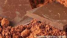 Symbolbild Schokolade Kakao