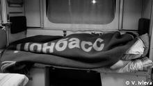 Fotos der russischen Journalistin und Fotografin Viktoria Ivleva aus der Ukraine vor dem Krieg. (Die werden im Buch Reisen über die Ukraine veröffentlicht), Frühlung,2014 Bild: Viktoria Ivleva