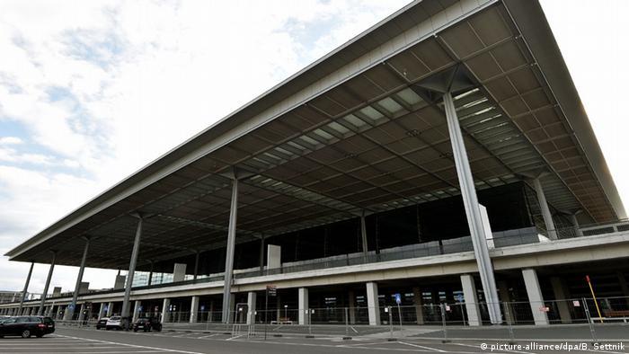 Berlin Hauptstadtflughafen Willy Brandt