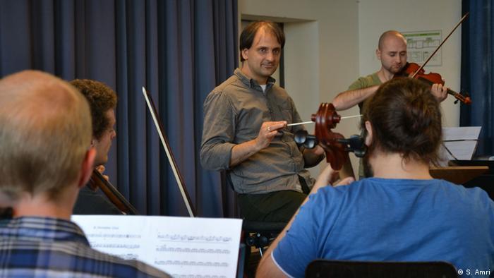 Bremen - Syrian Expat Philharmonic Orchestra, Copyright: Samih Amri