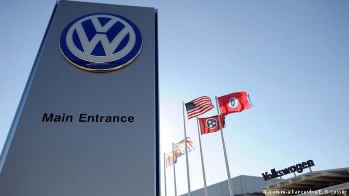 USA, Symbolbild VW