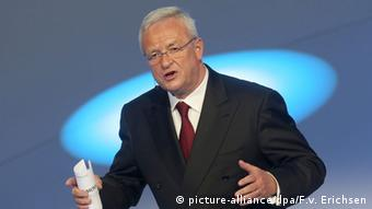 Martin Winterkorn, presidente ejecutivo de Volkswagen AG.