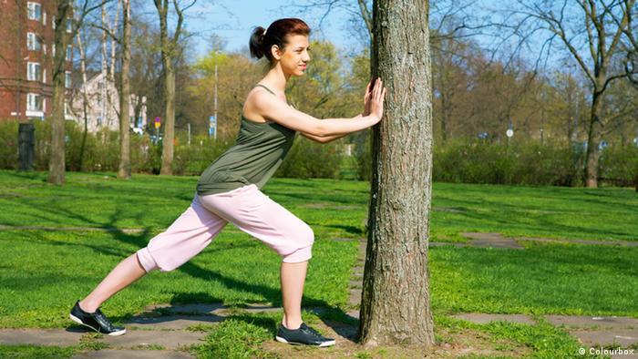 Symbolbild Fitness