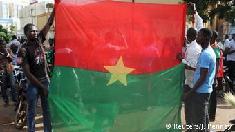 Burkina Faso Unruhen in Ouagadougou