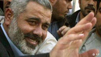 Wahlen in Palästina Hamas Ismail Hanijeh