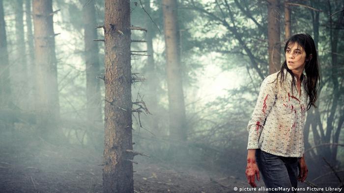 Filmausschnitt aus Der Antichrist, Charlotte Gainsbourg (Foto: picture alliance/Mary Evans Picture Library)