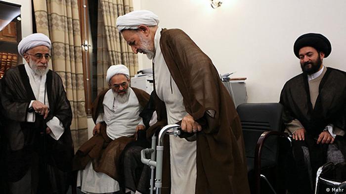 Bildergalerie Iran Politiker