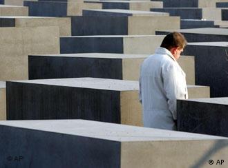 Monumento conmemorativo del Holocausto en Berlín