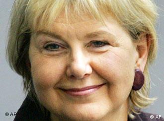 Маріанне Біртлер – у минулому відома дисидентка, а сьогодні - Уповноважена уряду Німеччини по роботі з архівами таємної поліції НДР