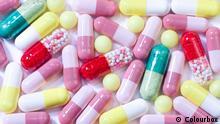 Symbolbild Medikamente Pillen