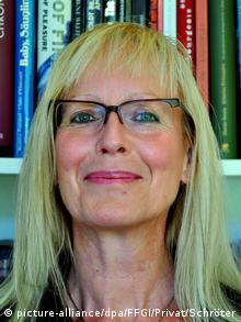 Susanne Schröter Leiterin Frankfurter Forschungszentrum Globaler Islam